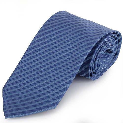 Изысканный мужской широкий галстук SCHONAU & HOUCKEN (ШЕНАУ & ХОЙКЕН) FAREPS-52 синий