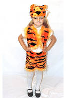 """Детский карнавальный костюм Тигра  (от 3 до 6 лет) """"Karnaval"""" LZ-1408"""