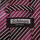 Классический мужской широкий галстук SCHONAU & HOUCKEN (ШЕНАУ & ХОЙКЕН) FAREPS-53 розовый, фото 3