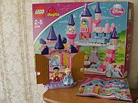 LEGO,Лего DUPLO Принцессы,Замок Золушки 6154
