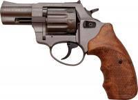 Револьвер флобера STALKER Titanium 4 мм 2.5'' коричн. рук.