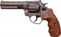 Револьвер флобера STALKER Titanium 4 мм 4.5'' коричн. рук.