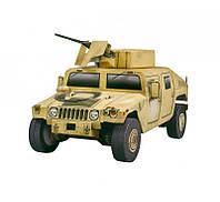 Картонная модель Военный автомобиль HMMWV 163 УмБум