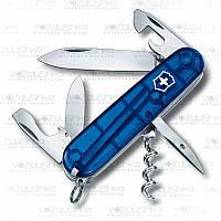 Нож Victorinox Spartan 1.3603 синий прозрачный, 13 функций.