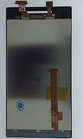 Дисплей HTC Windows Phone 8S   A620e  complete Blue