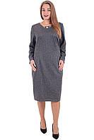 Платье женское размер 58-62 трикотаж