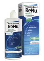 Раствор для контактных линз Renu Multiplus 360 мл.