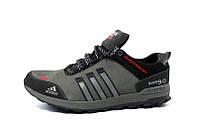 Кроссовки Adidas Marathon TR 7 Gray Black (реплика)