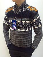 Модный подростковый свитер недорого