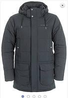 Мужская куртка Columbia SHORT SANDS™ PARKA черная WM1130 010