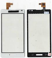 Сенсор LG P765 Optimus L9 белый