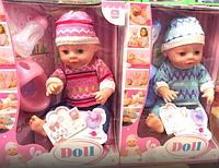 Пупс функциональный Baby doll YL1710ABDC