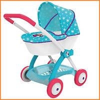 Игрушечная коляска - люлька для кукол Frozen Landau Smoby 254145
