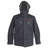 Мужская куртка Columbia MAGUIRE PLACE™ II JACKET черная с синевой WM4122 420