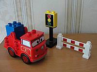 "LEGO,Лего DUPLO ,вес 100гр,""Тачка"""