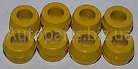 Втулки заднего амортизатора Ваз 2101 2102 2103 2104 2105 2106 2107 2121 (комплект 8шт) полиуретановые Украина