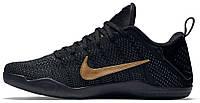 Баскетбольные кроссовки Nike Kobe 11 FTB, найк черные