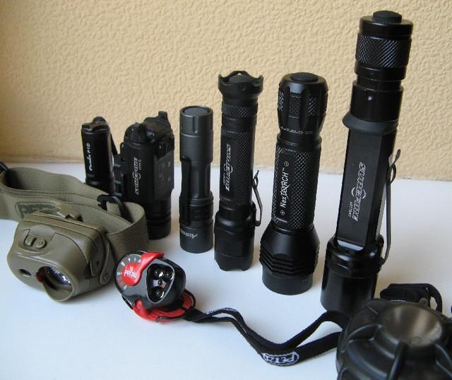 как выбрать тактический фонарь доя ослепления противника