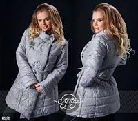"""Стильная женская куртка """"Сова"""""""