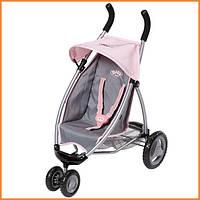 Трехколесная коляска для кукол Baby Born Jogger Zapf Creation 821367