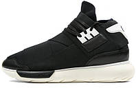Мужские кроссовки Adidas Y-3 Yohji Yamamoto, йоджи ямамото черные