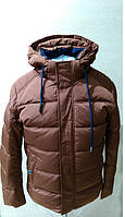 Мужская куртка пуховик Kings Wind KW-6W68