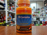 Витамины и минералы Thompson B complex 60 tabs