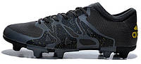 Футбольные бутсы Adidas X (адидас) черные