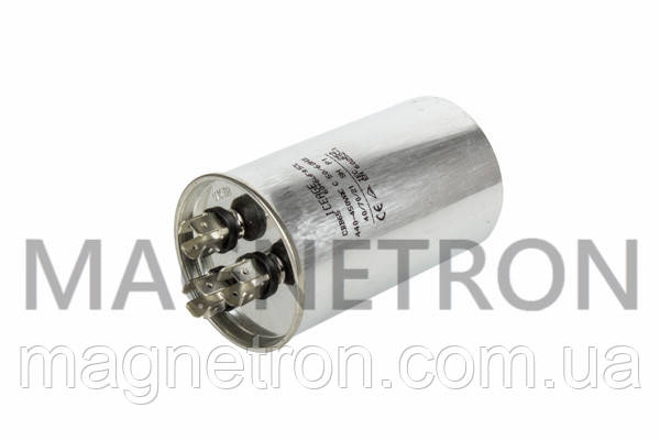 Конденсатор для кондиционеров CBB65A 60+6uF 450V, фото 2