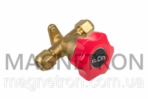 """Кран ручной (клапан) для кондиционеров 1/2"""" HAHV-1/2F, фото 2"""