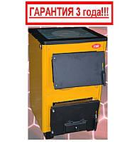 18 кВт Котёл (С Плитой) Твердотопливный ОG-18Р