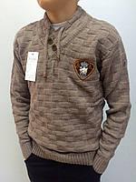 Подростковый стильный свитер недорого