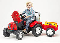 Детский трактор на педалях Falk 2020A FARM LANDER Z240X