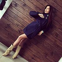 """Стильное, модное пальто, с интересным воротником """"Вера"""" РАЗНЫЕ ЦВЕТА"""