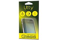Стекло наклейка на экран Utty для Motorola X Style XT1572