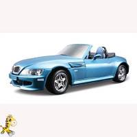 Авто-конструктор - Bmw M Roadster 1996 синий, 124