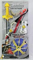 Рыцарский набор для викинга с луком и мечом 6905