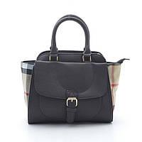Вместительная женская сумка на плече. Стильная, модная сумка на каждый день. Сумка для бумаг. Код: КБН114