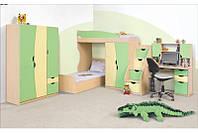 """Комплект детской мебели """"Сафари"""" 2 (доставка бесплатная)"""