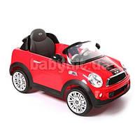 Детский электромобиль Geoby Mini Cooper W456EQ-K309(G)
