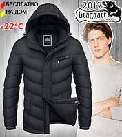 Подростковая теплая куртка для мальчика