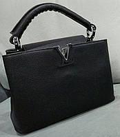 Сумка Louis Vuitton мини цвет черный