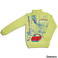 Детский свитер для мальчика *Мегаполис-2*