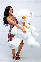 Большой плюшевый мишка, медведь Томми 150см белый