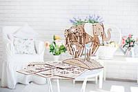 Деревянный 3D-пазл «Африканский слон»