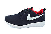 Кроссовки Женские Nike Roshe Run C5 Galaxy Blue (реплика)