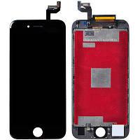 Дисплей с Тачскрином (LCD+TOUCH) для iPhone 6S черный (Oригинал)