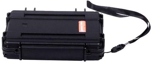 Сверхпрочный пластиковый кейс MIRKOCASE 171003 черный