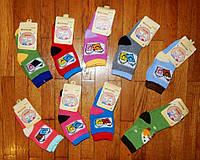 Детские махровые носочки Карандашик 1-2 года