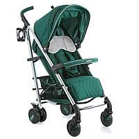 Детская прогулочная коляска-трость Mioobaby Luna зелёная